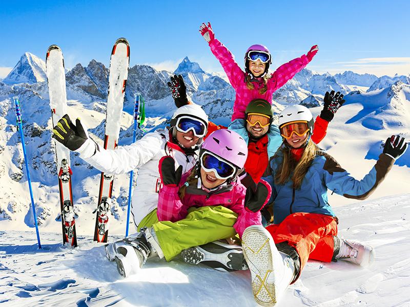 Sciare, sciare, sciare